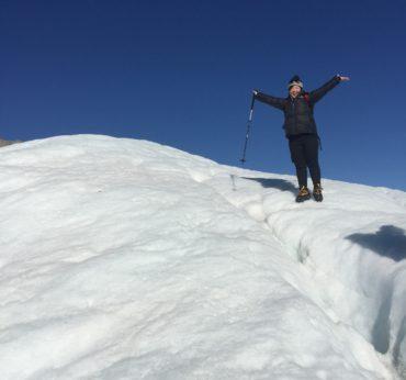 タスマン氷河 ヘリハイキング